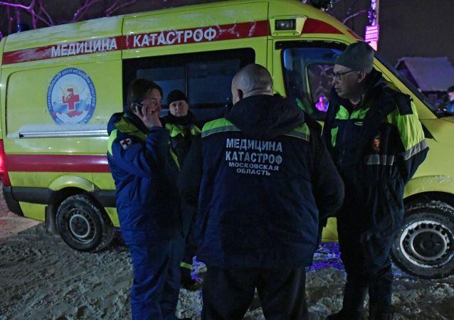 急救車,莫斯科州