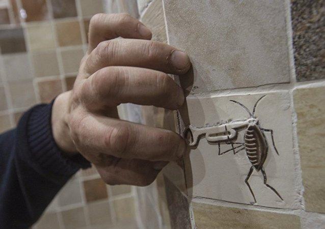 盜走500只活蟑螂的小偷面臨五年監禁