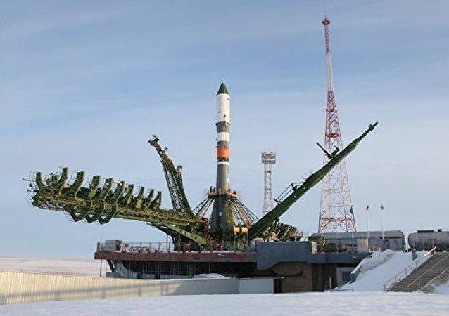 拜科努爾航天發射場