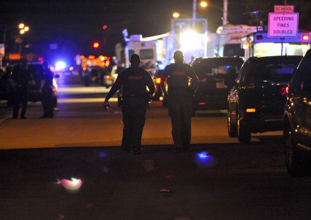 美國佛羅里達警察