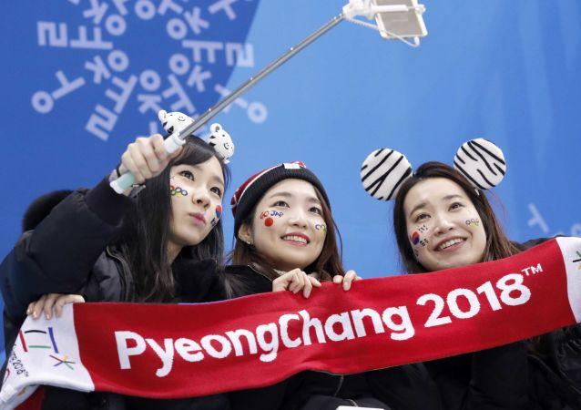 平昌冬奧會觀眾人數達到百萬人次