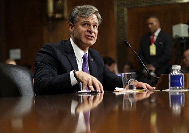 美國聯邦調查局局長克里斯托弗·雷