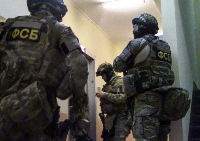 俄反恐委員會:秋明市反恐行動期間擊斃兩名IS成員