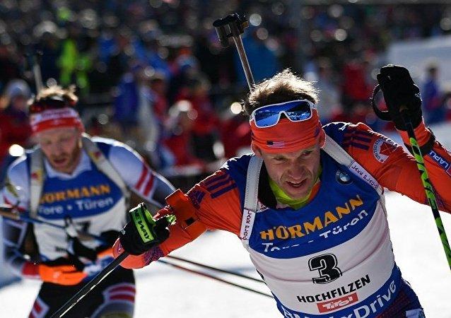 洛厄爾·貝利(美國)-美國現代兩項滑雪運動員