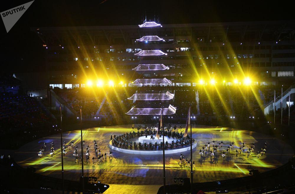 2018年平昌冬奧會閉幕式