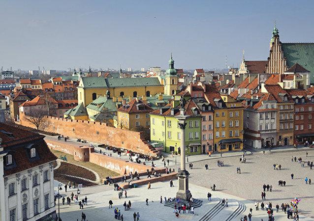 波蘭首都華沙