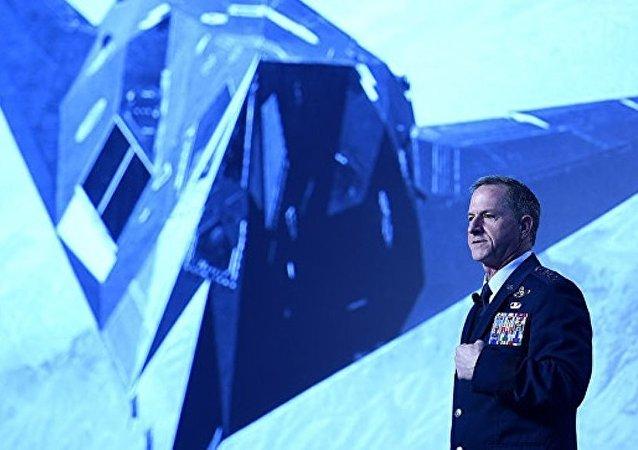 俄軍事專家:美國太空軍事化的企圖令人不安