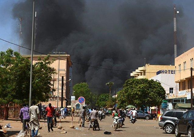 布基納法索首都發生恐怖襲擊