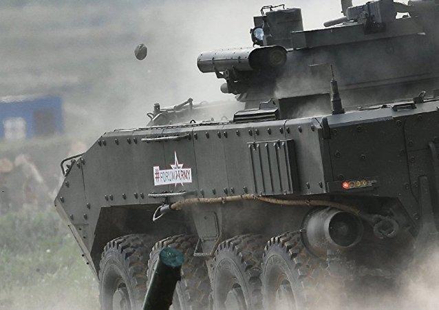 戰車「回旋鏢」