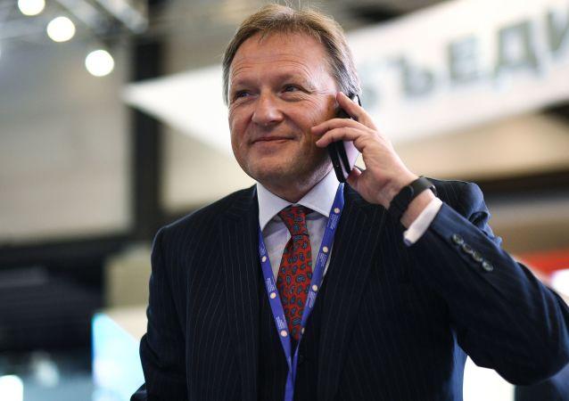 俄羅斯總統保護企業家權利全權代表季托夫