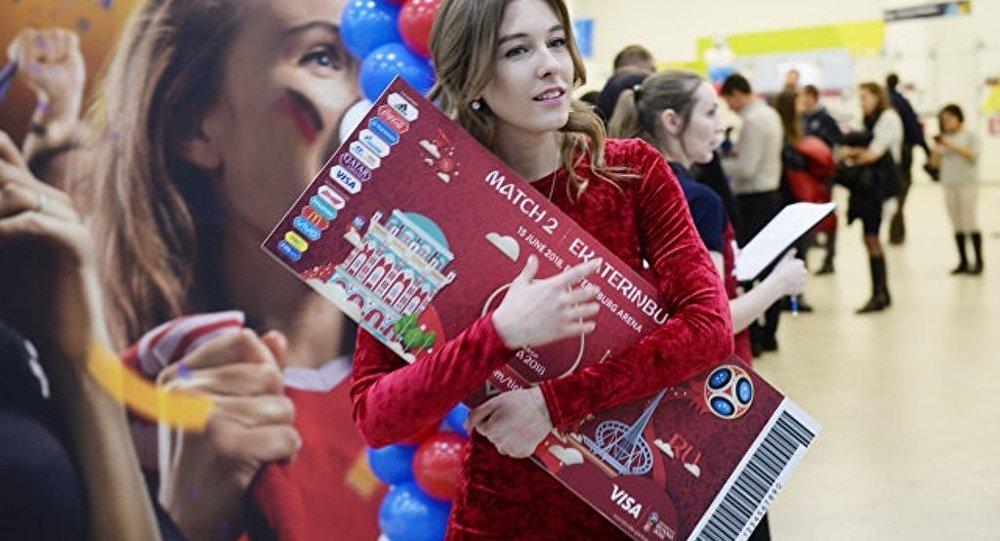 120國10萬多名球迷已預訂世界杯免費火車票