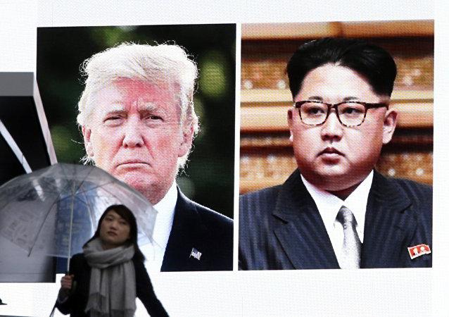 美國朝鮮問題前特使:特朗普很快同意會晤出乎朝鮮意料