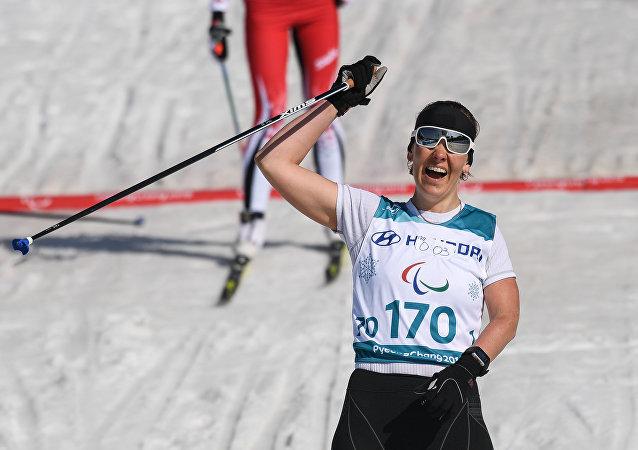 俄運動員在平昌殘奧會結束的前一天奪得四枚獎牌