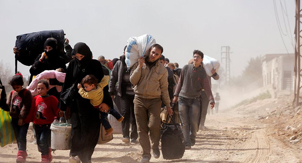 克宮:俄美本可共同解決敘人道主義危機