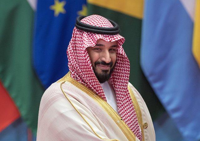 沙特阿拉伯王儲穆罕默德·本·薩勒曼