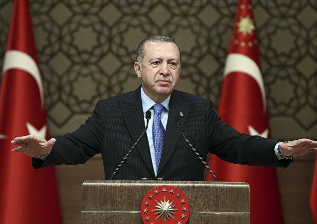 埃爾多安:土耳其軍隊在敘利亞反對派的支持下已經完全控制阿夫林