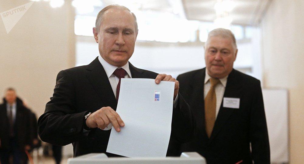 俄羅斯總統候選人