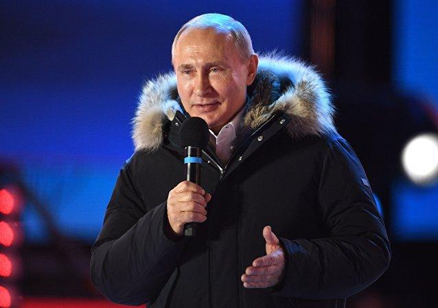俄總統新聞秘書:普京打算在新任期改善與美歐關係