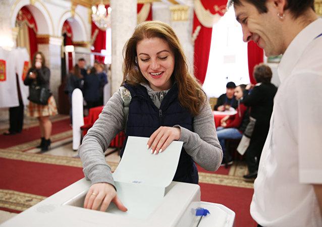 2018年俄羅斯總統大選