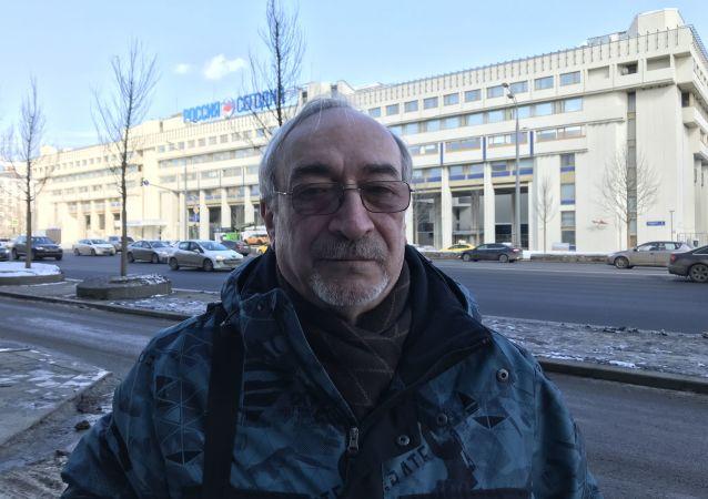 俄羅斯軍用毒劑研究員列昂尼德∙林克