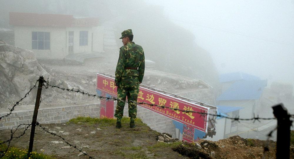 印度稱將交還在拉達克扣留的中國士兵
