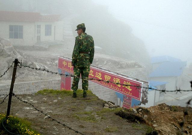 中國外交部:目前中印邊境地區局勢總體穩定可控 雙方有能力妥善解決有關問題