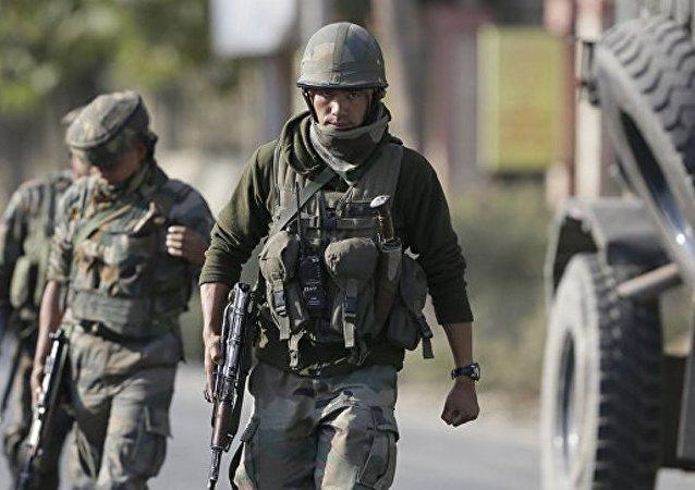 印度外交部因查謨和克什米爾平民死亡召見巴基斯坦外交官