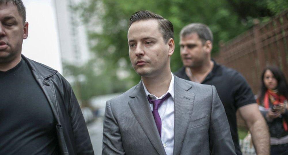 Допрос певца Витаса в Останкинской межрайонной прокуратуре