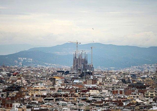 巴塞羅那市