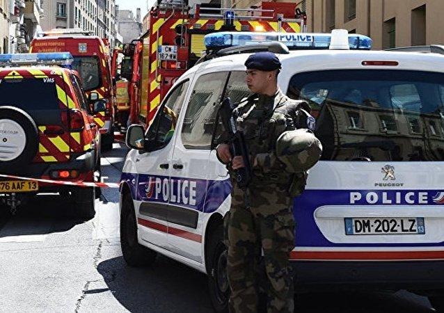 媒體:法國勒阿弗爾市劫持人質者被逮捕