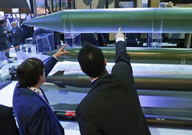 埃爾多安:土耳其2020年將獲得首批自己生產的彈道導彈
