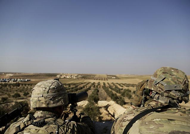 俄外交部:美撤軍決定應有助於敘問題的解決