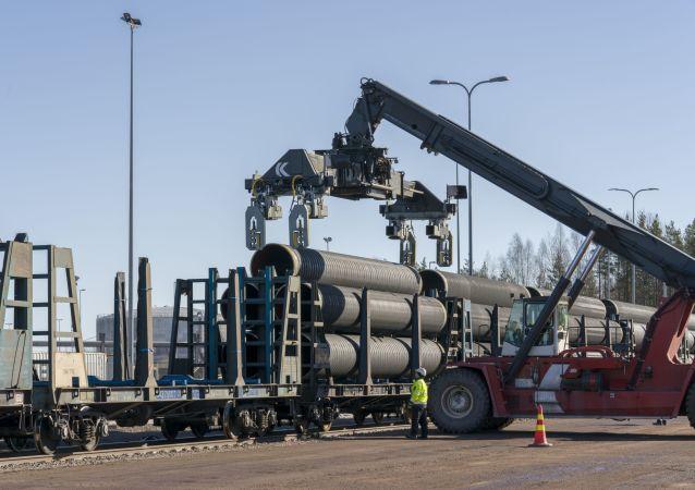 瑞典已批准建造「北溪-2」天然氣管線