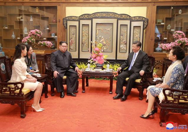 中國專家:朝鮮對中朝傳統友誼高度重視