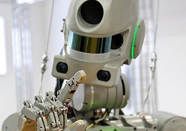 俄「費多爾」型機器人