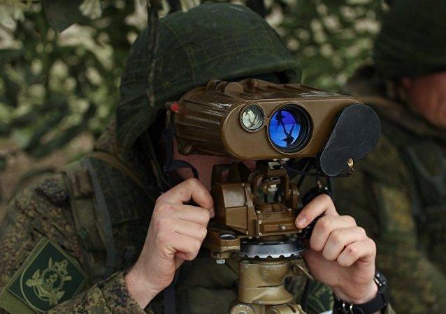 俄東部軍區分隊在千島群島舉行戰術演習