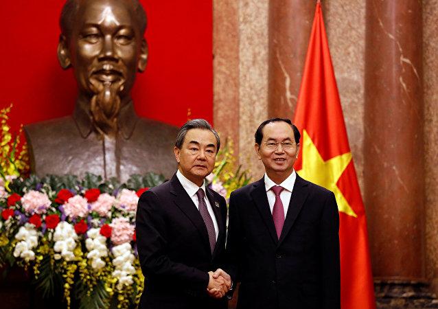 中國在中美矛盾日益加劇背景下努力讓中越關係順暢發展