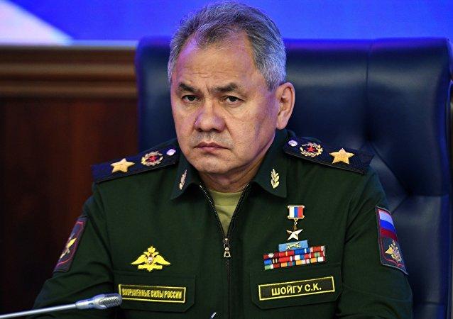 紹伊古將召開俄國防部部務會