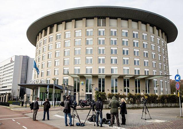 俄中提議成立工作小組復查有關禁化武組織擴權問題