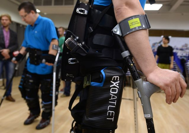 俄羅斯醫用外骨骼製造商ExoAtlet計劃進入中國市場