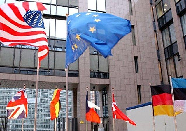 歐盟與美國陷入外交醜聞