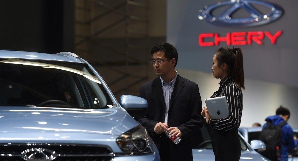 奇瑞在俄汽車銷量增長25%