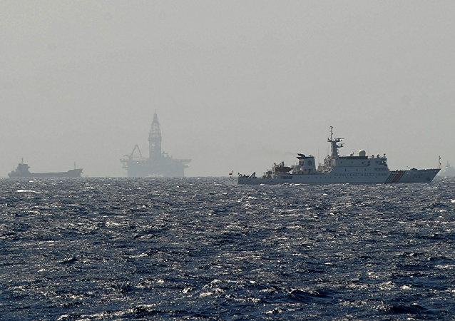 中國再次建議菲律賓聯合開發南海資源