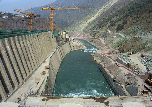 巴基斯坦Neelum-Jhelum水電站