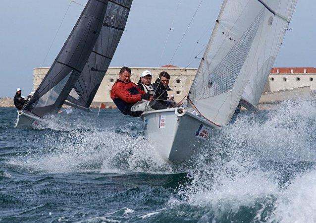 符拉迪沃斯托克將舉行帆船賽和遊艇展