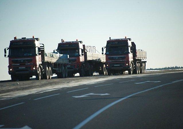 俄布拉戈維申斯克與黑河間浮橋貨運將於本週四關停