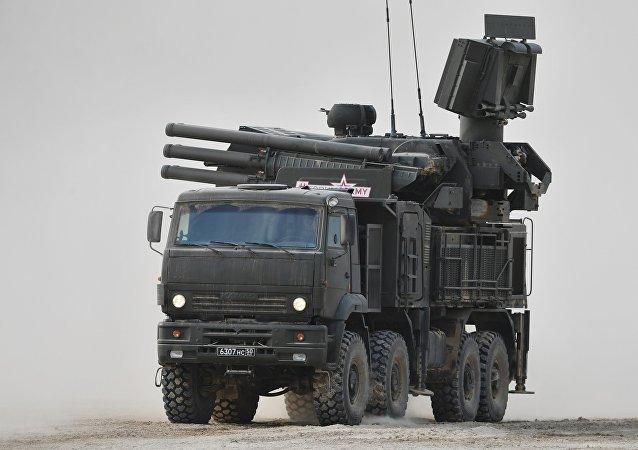 「鎧甲-S「防空系統