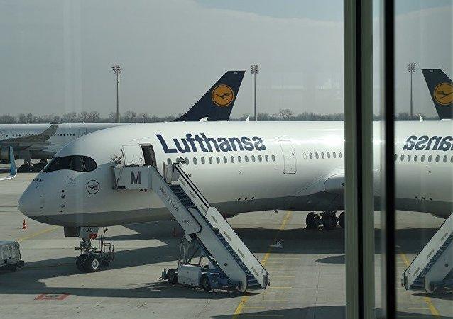 德國漢莎航空股份公司