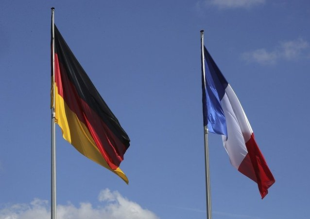 媒體:法德兩國軍工企業希望放棄使用美國技術