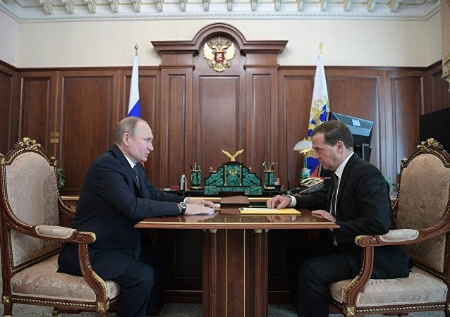 俄總理:俄經濟局勢絕對穩定
